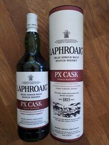 Laphroaig PX Cask Triple Matured (69,50 EUR/L) 1,0 L 48% Vol.