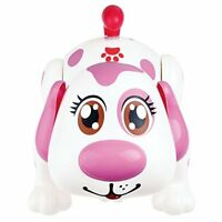 Electronic Pet Dog Interactive Puppy - Robot Helen Responds to Touch, Walking, C