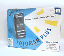 Logitech Fotoman Plus FM-2 - BRAND NEW AND SEALED IN BOX 1992 NOS