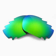 WL Polarized Emeraldine Vented Replacement Lenses For Oakley Jawbone Sunglasses