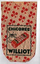 "SABLE-sur-SARTHE (72) CHICOREE ""WILLIOT Fils"" Sac d'Emballage papier"