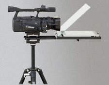 Filmcity Portable Teleprompter With Beam Splitter Glass for iPad iPad 2 Ipad3