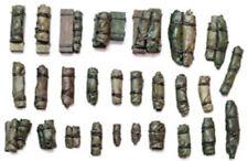 Carpas, Lonas Y Cajas # 3 (24 Piezas) 1/48 Escala Modelo Militar de estiba