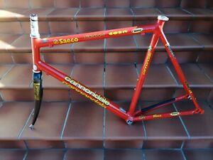 Cannondale Caad 4 Team Saeco Coda Strongligth Mavic Cinelli Tune selle italia