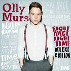 Olly Murs Right Place Right Time Deluxe CD & DVD (Brand New)