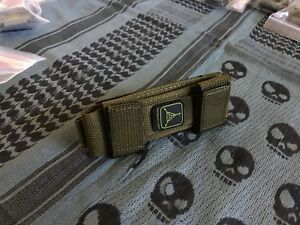 TAD GEAR TRIPLE AUGHT DESIGN RARE OS POUCH OD GREEN NEW ITS CSM STRIDER PDW !!!
