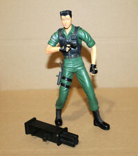 Resident Evil Biohazard Chris Redfield Action Figure Moby Dick Toys Series