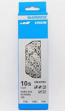 Shimano ULTEGRA CN-6701 10 Spd Chain 116 links, fits Dura Ace 105 Tiagra