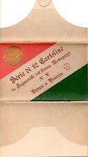 12 Vintage Postcards Serie di 12 Cartoline da Acquarelli dell' Artista Menegazzi
