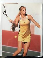 ANNA KOURNIKOVA 8X10 Glossy Color Photo Tennis Adidas Sportswear