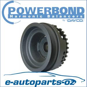 Powerbond Harmonic Balancer Ford Falcon Fairlane LTD Fairmont AU 5.0L V8