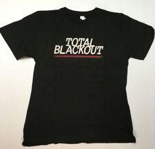 Chris Rock (T Shirt)Black Short Sleeve-Total Blackout Logo-Small-Mens-New