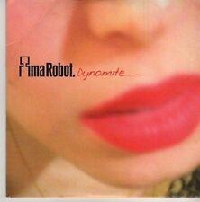 (DA628) Ima Robot, Dynomite - 2003 DJ CD