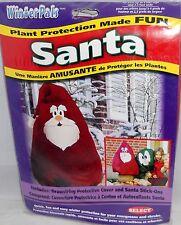 Santa Winter Plant Protection Made Fun