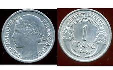 FRANCE  FRANCIA  1 franc ALU 1946 B  MORLON  ( bis )