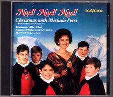 Michala PETRI Noël! Noel! Noel! Christmas with Westminster Abbey CD Martin Neary