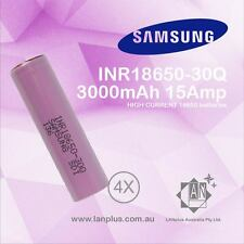 Samsung INR1865030Q Rechargeable Battery - 4 Pack
