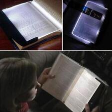 New Travel Portable  Lamp LED Panel Light Book Reading Night Vision