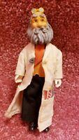1976 McDonald's Professor Doll Remco - Rare Toy