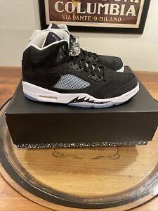 Nike Air Jordan 5 Retro Oreo (Moonlight) 2021 Size 10.5 Trusted Seller