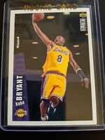 1996 Collector's Choice Kobe Bryant Lakers Team Set Rookie RC #LA2 PSA? Mint