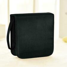 40 Disc CD DVD Blu Ray Carry Case Holder Bag