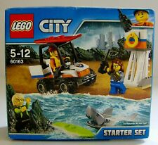 LEGO City 60163 Coast Guard Rescue Starter Set