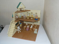Sylvanian Families Berry Grove School Playset Set with Figures Accessories