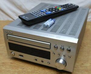 Denon RCD-M37DAB Micro HiFi CD Receiver Amplifier FM/AM/DAB With New Remote GWO