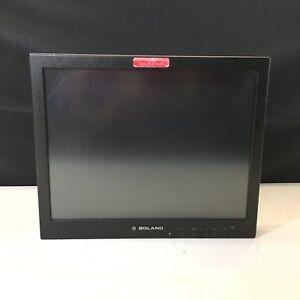 "Boland ViewPort 15"" Model d150bWVA NTSC/PAL/PC 1024x768 MultiSync Video Monitor"