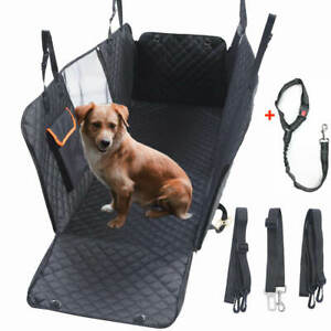 GoBuyer Dog Car Seat Cover - Waterproof Rear  Protector Hammock Liners for Dogs
