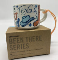 NEW Starbucks Been There Series TEXAS Ceramic Ornament Mug Cup 2 oz 2019