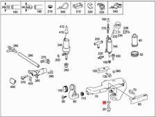 Genuine Mercedes Washer 5pcs W114 W115 W116 0049902582