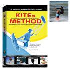 Kites Method Kiteboarding Book by John Holzhall Kites Method Da Book Brand New