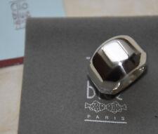 Bague anneau large CLIO BLUE - femme