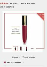 Loreal Rouge Signature Lasting Matte Liquid ink Lip Color stain # 462 Discovered