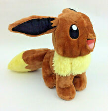 Pokemon Evee Build A Bear Brown Nintendo Babw Plush Stuffed Animal 14""