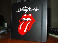 Merchandising Rock Off THE ROLLING STONES Quaderno Notebook NUOVO SIGILLATO!!!