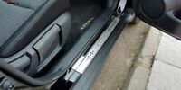 For Nissan X-trail T32 Car Accessories Stainless Door Sill Protector Scuff Plate