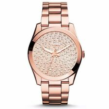 Fossil ES3690 Rose Gold Quartz Women's Watch