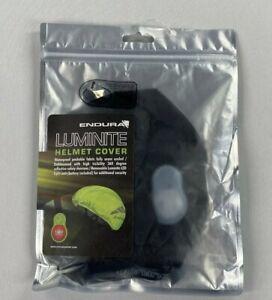 Endura Luminite Helmet Cover Black Size L/XL
