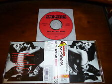 Scorpions / Love at First Sting JAPAN PHCR-4113 P-A6