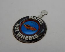 Redline Hotwheels Button Badge Metal Hong Kong Deora R17172