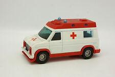 Majorette 1/36 - Ambulance Croix Rouge