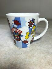 Simpsons Homer Get Duffed Collectible Tea Cup Coffee Mug Guc