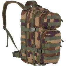 Morral Táctico Assault Pack Molle Sistema Mochila 20L Senderismo Francés Camufla