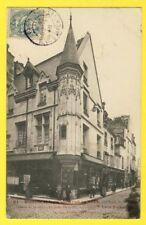 cpa Vieux PARIS TOURELLE et LOGIS construit en 1528 à Roger MARCHET de NIORT