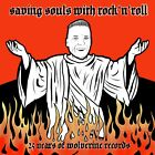 Various Artists - Saving souls with Rock'n'Roll CD (Punk Rock) (Psychobilly)