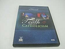THE TRUTH ABOUT CATHOLICISM EDUCATIONAL DVD (GENTLY PREOWNED)