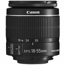 MINT  Canon EF-S 18-55mm f/3.5-5.6 IS II Lens For Canon DSLR Zoom Autofocus Lens